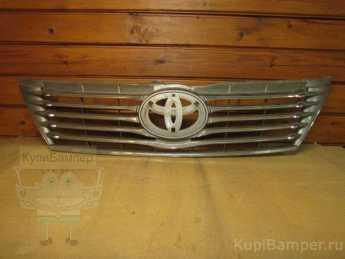 Toyota Camry 12- Решетка радиатора б/у Тойота Камри 53101-33370 5310133370 Ремонт и продажа бамперов